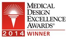 Farm Takes Home a Silver and Bronze 2014 Medical Design Excellence Award