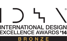 Farm & DJO Global Win 2014 Bronze International Design Excellence Award