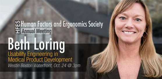 Farm to Speak at Human Factors and Ergonomics Society Annual Meeting, October 24 at 3:00pm