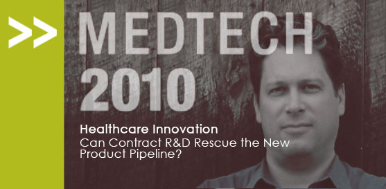 Farm's Director of Mechanical Engineering to Speak at MedTech 2010