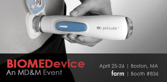 Visit Farm at BIOMEDevice, Booth #836, April 25-26, 2012, Boston MA