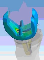 FEA computer simulation 2