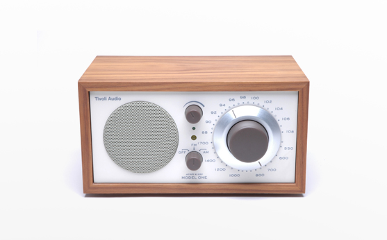 Henry Kloss Tivoli Model One Radio