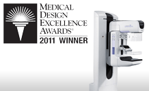 Farm Wins 2011 Medical Design Excellence Award (MDEA) for Work with Hologic