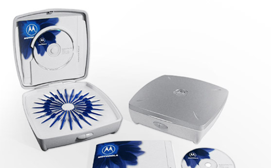 Motorola - Micro Array Packaging and Handling System