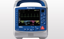 Farm's Client ZOLL Medical Introduces Propaq MD Multiparameter Monitor Defibrillator