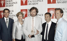 Farm Wins 2011 Gold Medical Design Excellence Award for Work with Hologic