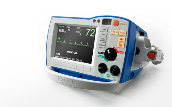 Zoll Medical R Series Defibrillator 1