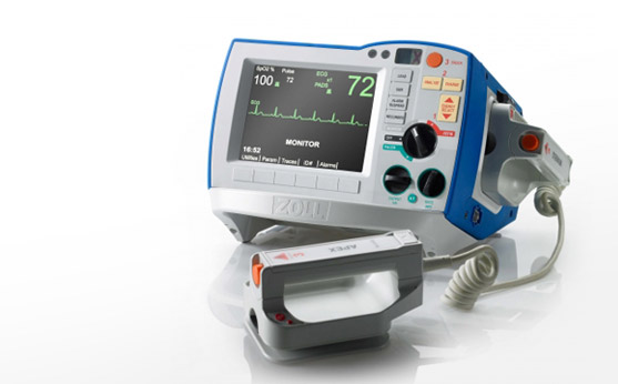 Zoll Medical R Series Defibrillator 2