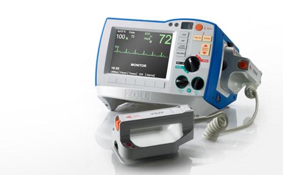 Zoll Medical R Series Defibrillator 2