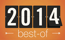 Farm featured on Top 10 Blog Posts for 2014