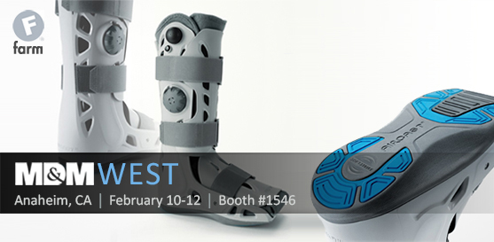 Visit Farm at MD&M West, booth #1546, February 10-12, 2015, in Anaheim, CA