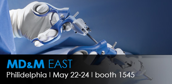 Visit Farm at MD&M East, Booth #1545, May 22-24, 2012, in Philadelphia PA