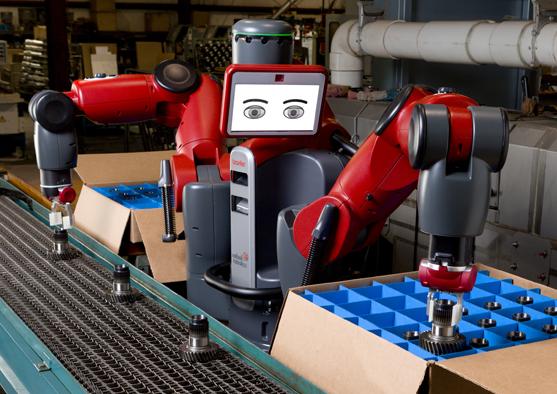 Baxter Assembly Robot 2