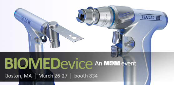 View ConMed Corporation's Latest Creation:  Visit Farm at BIOMEDevice Boston March 26-27, 2014