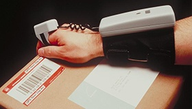 Symbol Technologies UPS Scanner