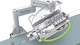 Corindus Vascular Robotics CorPath 200