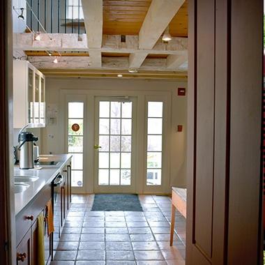 Kitchen at Silver Lake