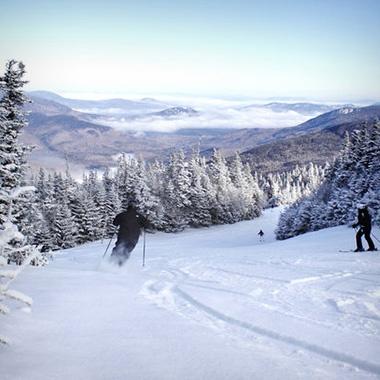 Wildcat Mountain Ski Trip
