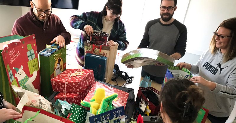 Farm Cares: 2019 Gift Giving Celebration