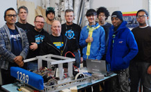 Farm's Art Rousmaniere Named as FIRST Robotics Woodie Flowers Finalist