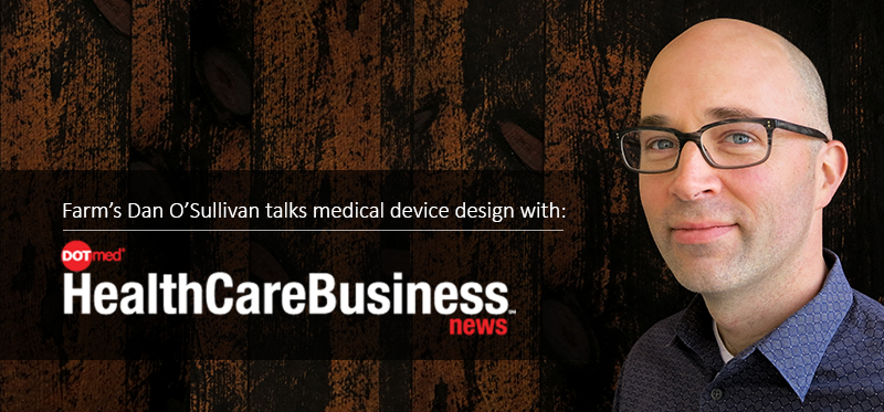 Farm Featured in HealthCare Business News Magazine