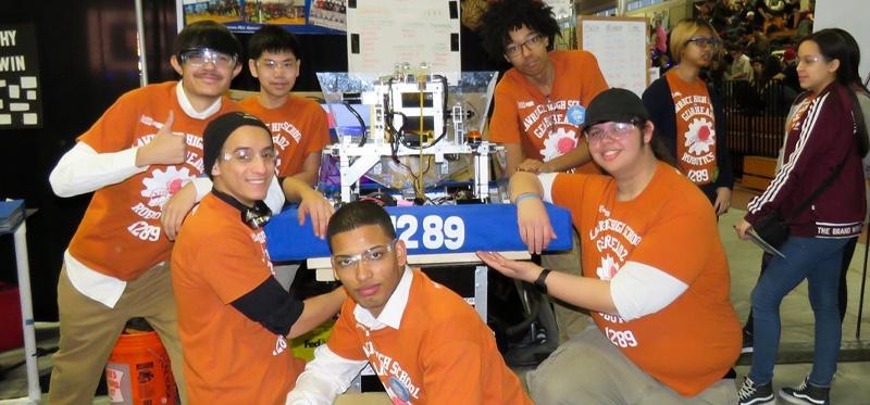 FIRST Robotics Gearheadz Team