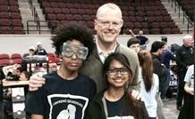 Farm-Sponsored Lawrence High School's Gearheadz Robotics Team Wins Spirit Award