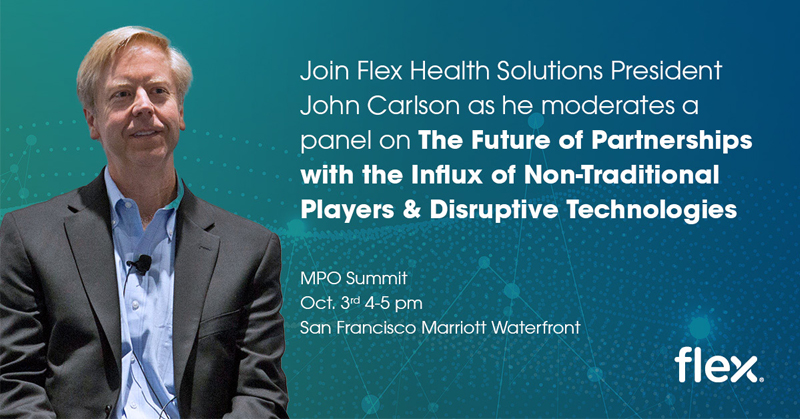 John Carlson to moderate panel at Medical Product Outsourcing Summit