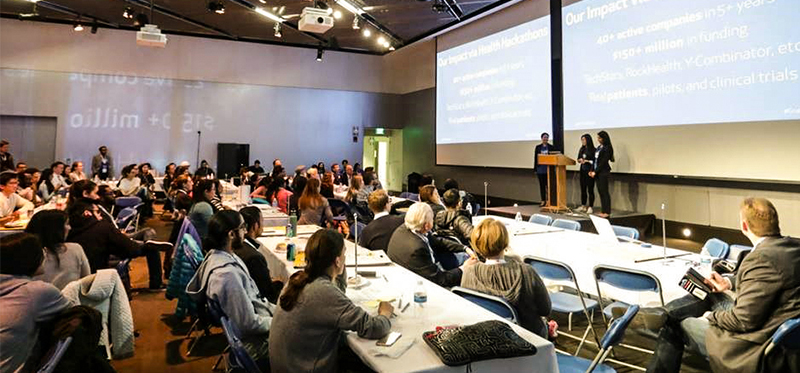 MIT Healthcare Hackathon Event