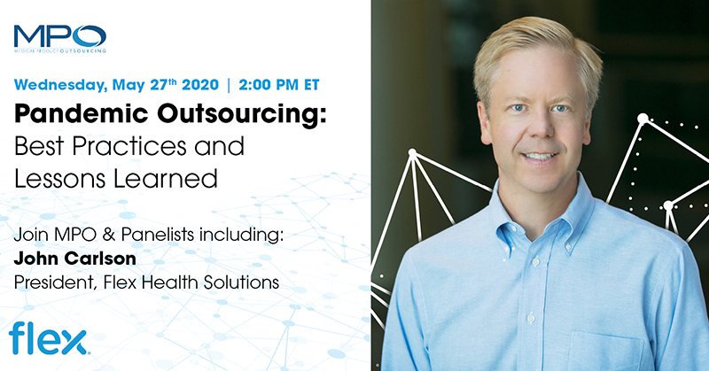 MPO Webinar: Pandemic Outsourcing - Best Practices and Lessons Learned