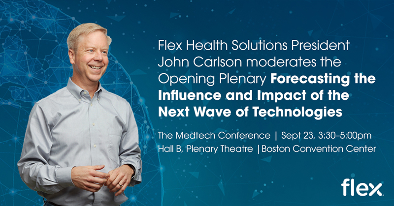 Join us at The MedTech Conference in Boston