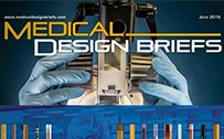 Farm's Robert Charles Featured in Medical Design Briefs Magazine, June 2016 Issue