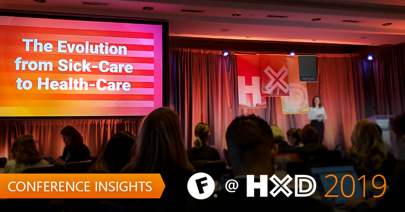 2019 Health Experience Design Conference (HXD) Recap