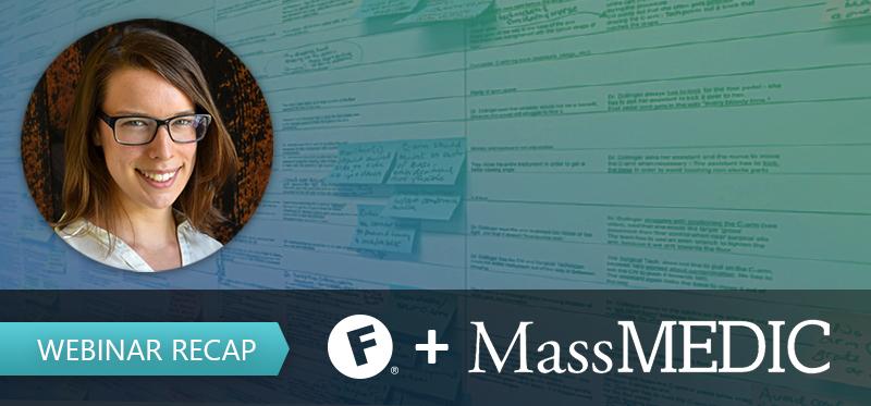 Webinar Recap: Working with Qualitative Data to Inform Design