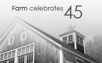 Farm Celebrates Its 45th Anniversary