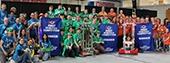 Farm Sponsored Gearheadz Team Wins FIRST Robotics Regional Competition