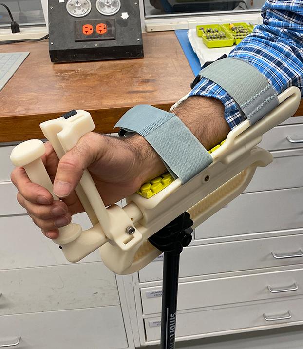Traverse Prototyping Hand Grip