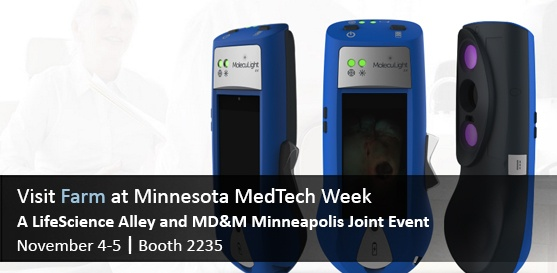 Visit Farm at MN Medtech Week, a LifeScience Alley and MD&M Minneapolis Joint Event, Nov. 4-5