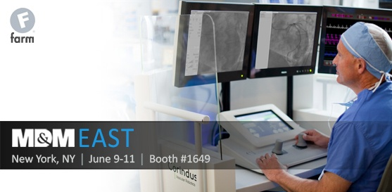 Visit us at MD&M East, booth #1649, June 9-11th - Learn About Our MDEA Finalist