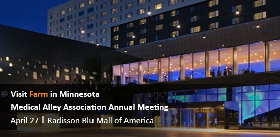 Join Farm at Minnesota's Medical Alley Annual Meeting April 27, 2016